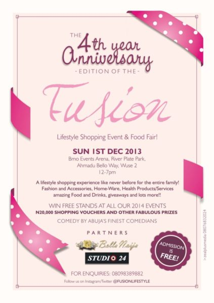 Fusion Lifestyle Limited Exhibition - BellaNaija - November2013022