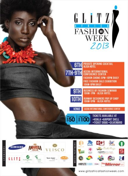 Glitz Africa Fashion Week 2013