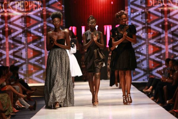 Glitz Africa Fashion Week 2013 Black Pepper - BellaNaija - November2013013