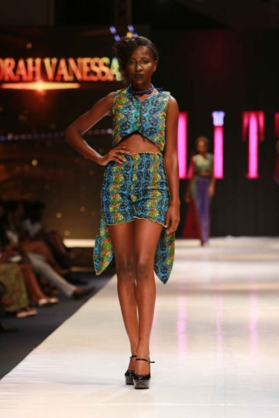 Glitz Africa Fashion Week 2013 Deborah Vanessa - BellaNaija - November2013012