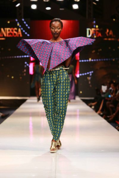 Glitz Africa Fashion Week 2013 Deborah Vanessa - BellaNaija - November2013013