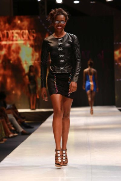 Glitz Africa Fashion Week 2013 N'Kya - BellaNaija - November2013010