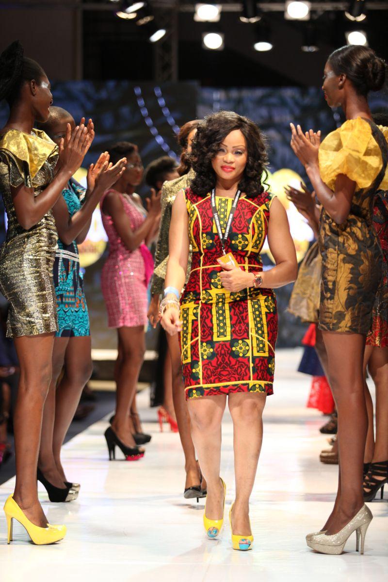 Bella naija fashion glitz africa fashion week 2013