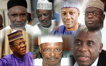 Governors Join APC