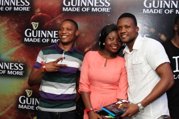 Guinness presents Colourful World of More - November 2013 - BellaNaija001