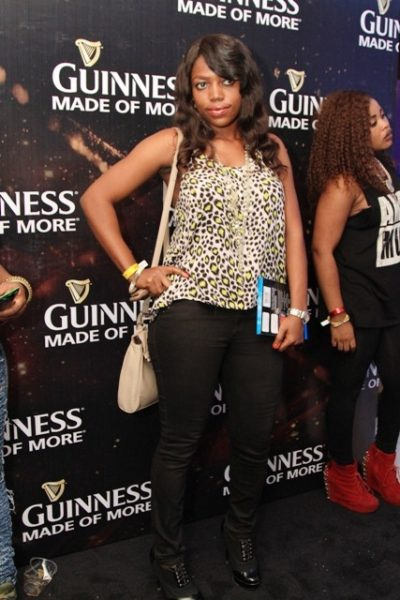 Guinness presents Colourful World of More - November 2013 - BellaNaija003