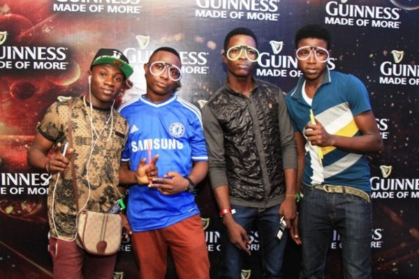 Guinness presents Colourful World of More - November 2013 - BellaNaija004