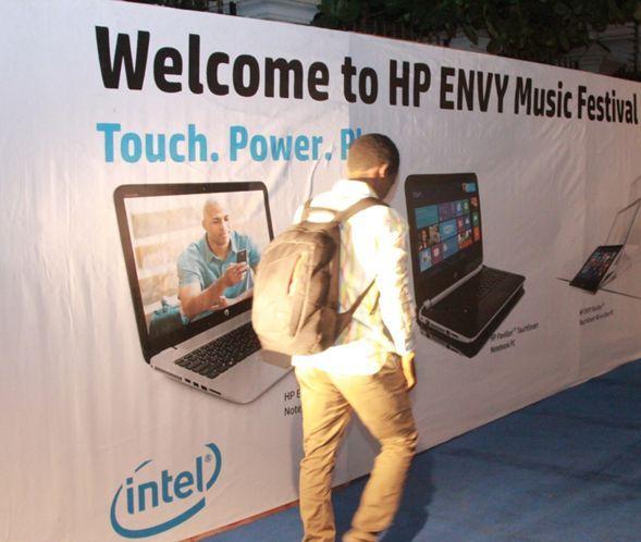 HP Envy Music Festival - BellaNaija - November2013001