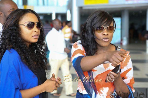 Linda Ejiofor & Uche Jombo