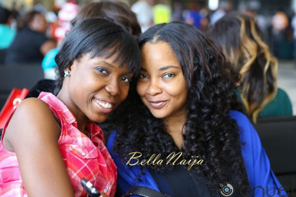 "Kemi ""Lala"" Akindoju & Linda Ejiofor"
