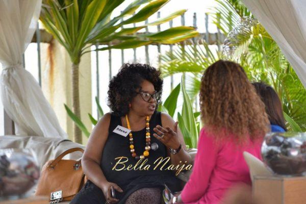 Banke Meshida-Lawal & Tara Fela-Durotoye