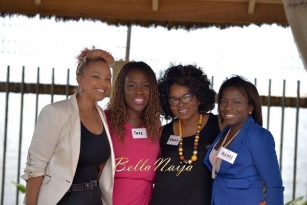 Lola Maja, Tara Fela - Durotoye,Banke Meshida Lawal & Kemi Ogunleye