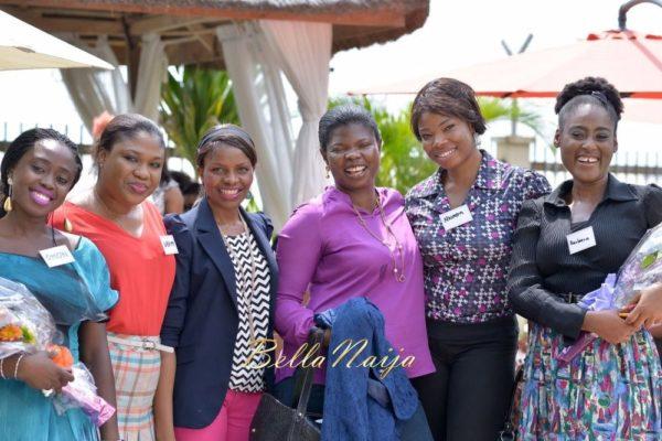 Omontese Akhetuamn, Gbemi Adebayo, Bimpe Onokoya, Laura Nwabia & Barbara Onianwah