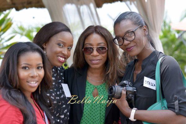 Theodora Mogo, Love Olaleye, Kaylah Oniwo & Stella Marris