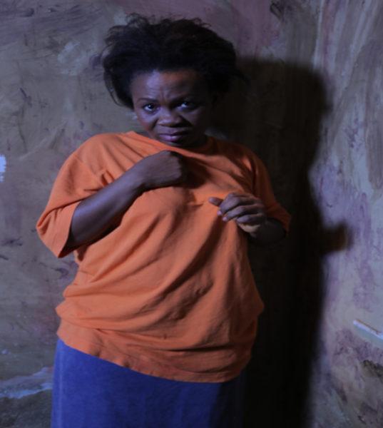 Rita Edwards in Misfit