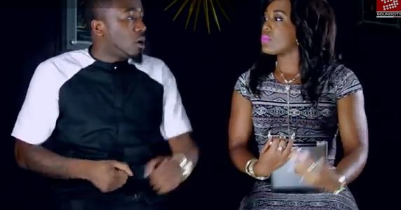 Ice Prince & Moet Abebe - November 2013 - BellaNaija