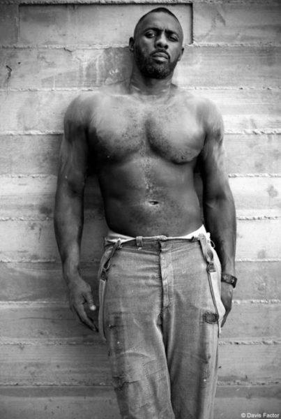 Idris Elba - November 2013 - BellaNaija - People's Sexiest Man Alive