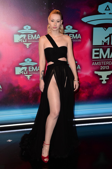 Iggy Azalea - MTV EMA 2013 - November 2013 - BellaNaija