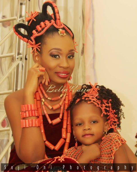 Ivie Wole Soji Oni Edo Yoruba Wedding BellaNaija Nigerian_0