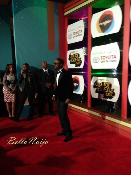 Iyanya at the 2013 Soul Train Awards - November 2013 - BellaNaija001