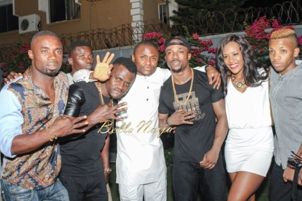 Iyanya's Birthday Party in Lagos - October 2013 - BellaNaija016