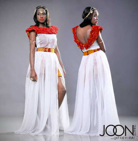 Joon Clothing Empress-ion Collection - BellaNaija - November 2013