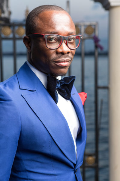 Julius Agwu - November 2013 - BellaNaija