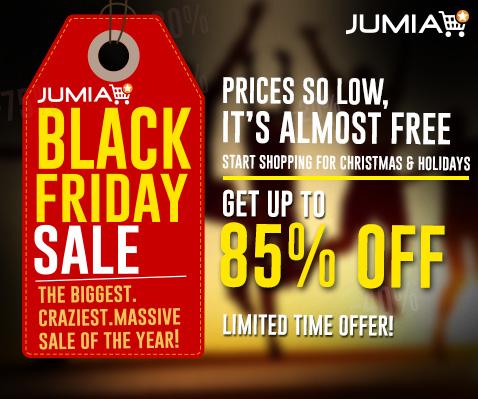 Jumia Black Friday Sale - BellaNaija - November 2013