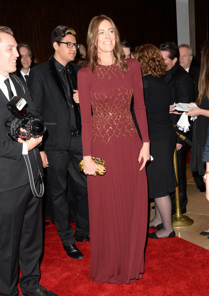 Kathryn Bigelow in Prada