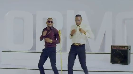 Kay Switch Featuring D'banj - Obimo