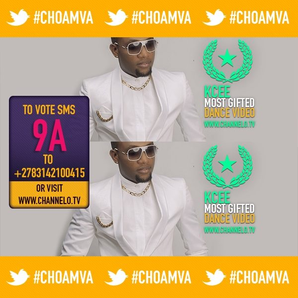 Kcee - Channel O Music Video Awards - November 2013 - BellaNaija