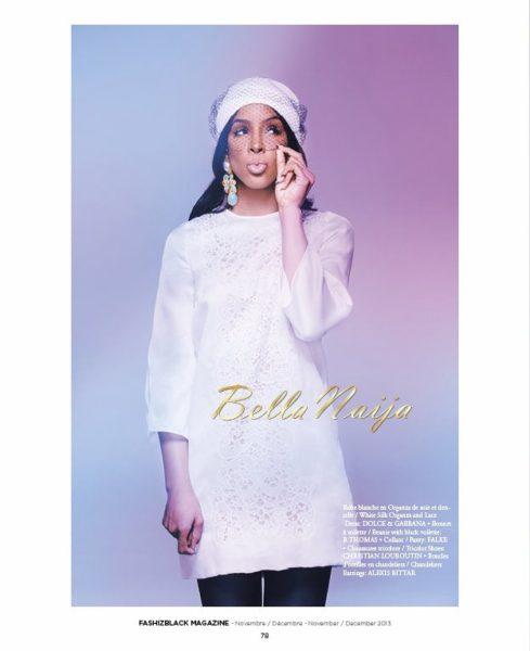 Kelly Rowland for FashIzBlack Magazine NovDec 2013 - BellaNaija - November 2013 (5)