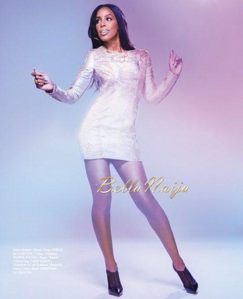 Kelly Rowland for FashIzBlack Magazine NovDec 2013 - BellaNaija - November 2013 (6)