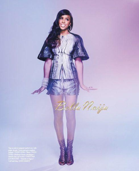 Kelly Rowland for FashIzBlack Magazine NovDec 2013 - BellaNaija - November 2013 (8)