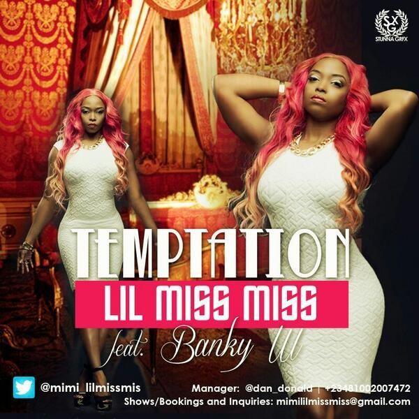 Lil Miss Miss Feat. Banky W - Temptation