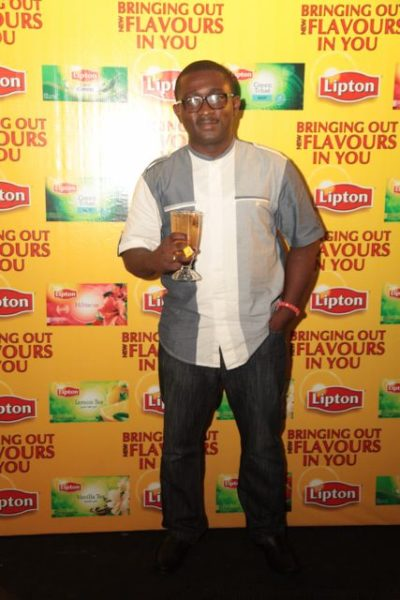 Lipton Tea Launches New Flavours in Lagos - BellaNaija - November2013001