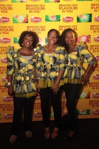 Lipton Tea Launches New Flavours in Lagos - BellaNaija - November2013012