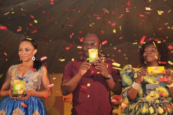 Lipton Tea Launches New Flavours in Lagos - BellaNaija - November2013013