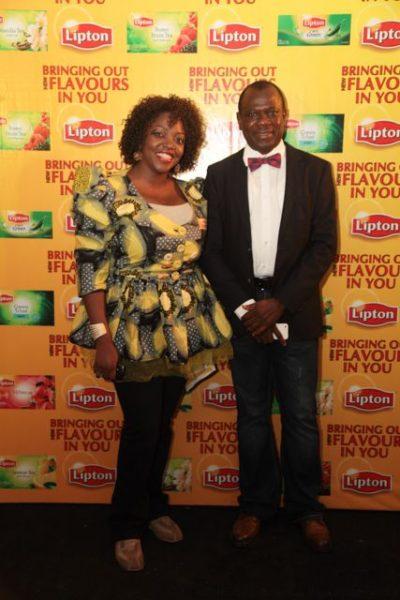 Lipton Tea Launches New Flavours in Lagos - BellaNaija - November2013022