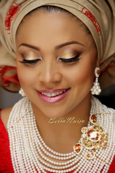 Traditional Bridal Makeup : BN Bridal Beauty: Lola Omotayo-Okoyes Traditional Wedding ...
