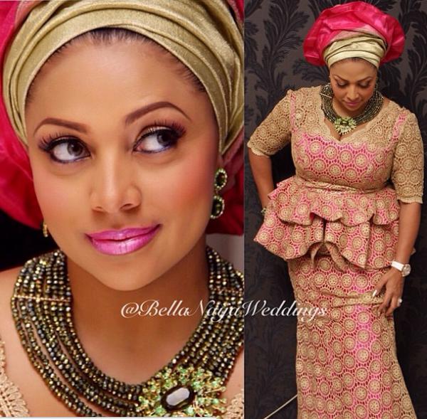 Lola Okoye | Makeup by Banke Meshida-Lawal of BM|PRO