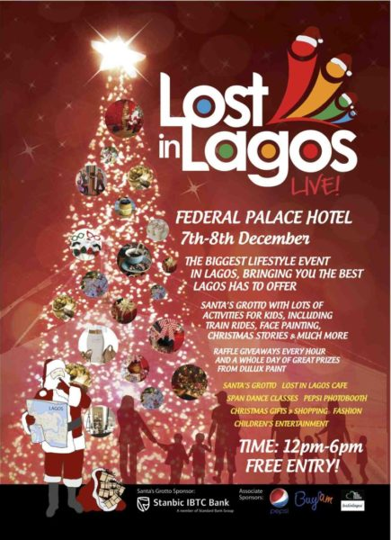Lost in Lagos Live Event - BellaNaija - November 2013