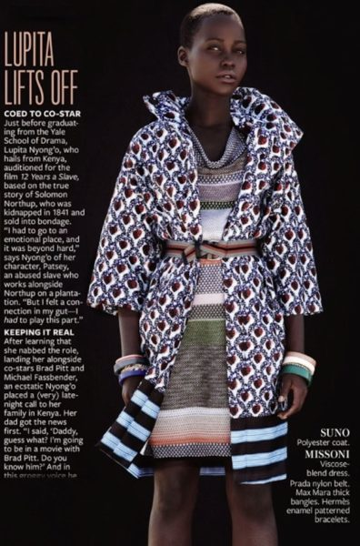 Luipta Nyog'o for InStyle Magazine November 2013 - BellaNaija - November 2013003