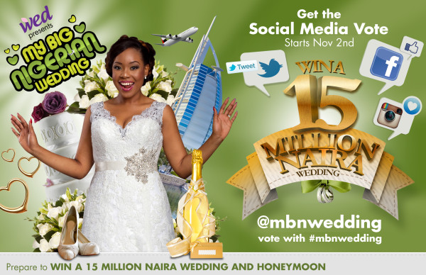 MBNWedding Social Media Voting