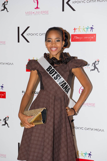 Miss Universe Botswana - November 2013 - BellaNaija 03