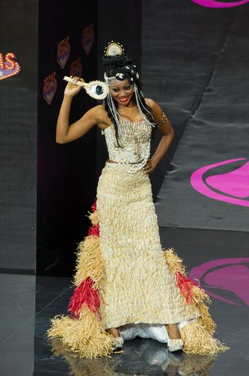 Miss Universe Gabon - Preliminary Show - November 2013 - BellaNaija 01