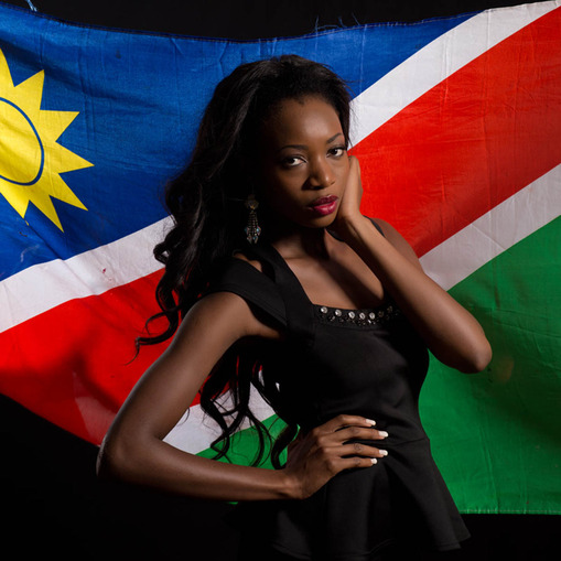 Miss Universe Namibia - November 2013 - BellaNaija 02