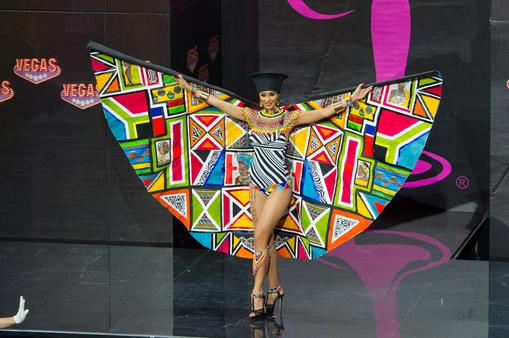 Miss Universe South Africa - Preliminary Show - November 2013 - BellaNaija 01