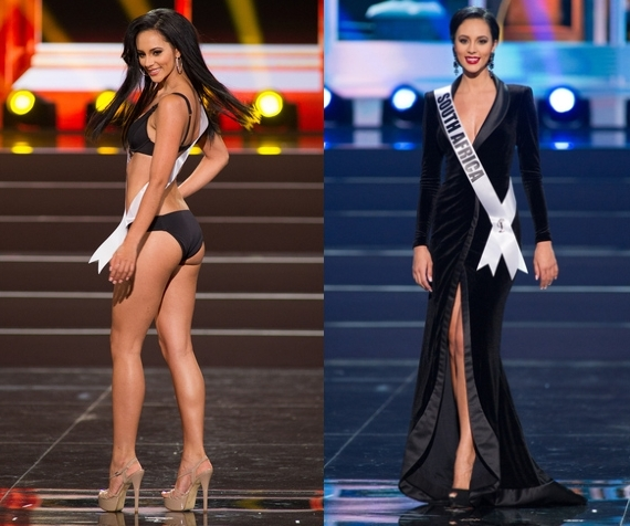 Miss Universe South Africa - Preliminary Show - November 2013 - BellaNaija 04