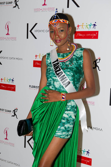 Miss Universe Tanzania - November 2013 - BellaNaija 03